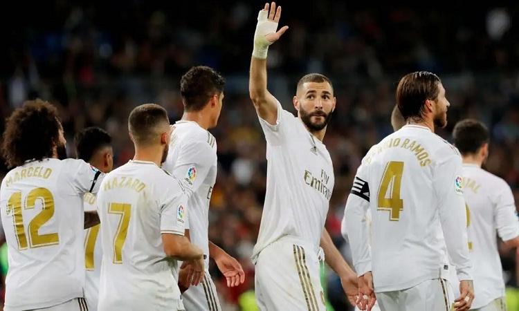 Benzema nhỉnh hơn Ronaldo ở tỷ lệ đóng góp bàn thắng - ảnh 1