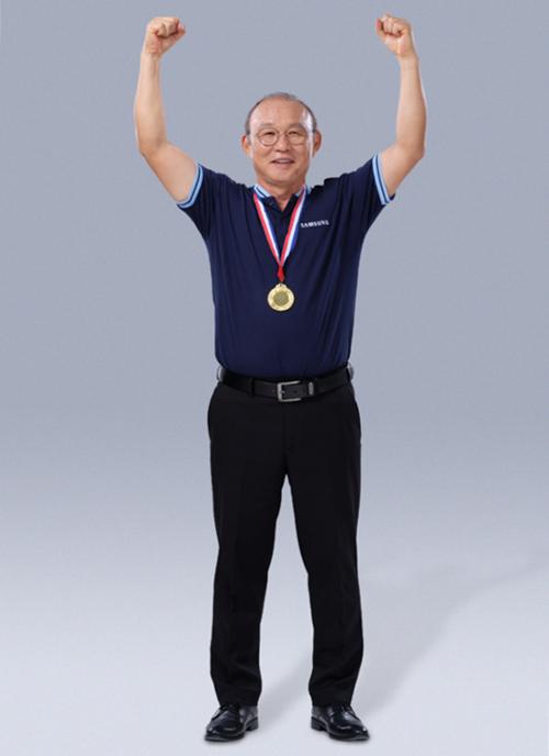 Thầy Park là công thần, giúp tuyển Việt Nam chơi máu lửa và khát khao chiến thắng.