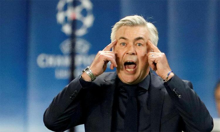 Ancelotti hiểu rõ bóng đá Italy và AC Milan. Ảnh: Reuters