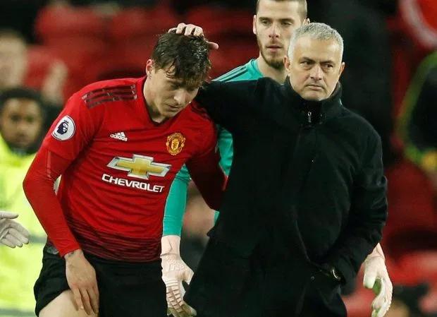 Lindelof nhớ Mourinho - ảnh 1