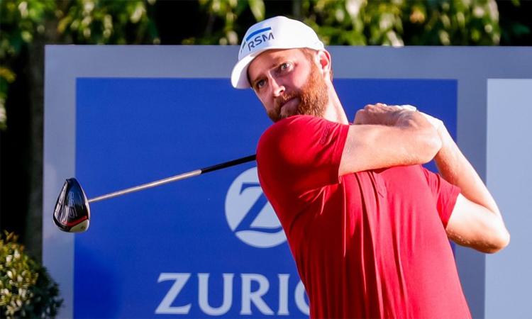 Zurich Classic là sự kiện gần nhất Kirk tham dự. Ảnh: USA Today.