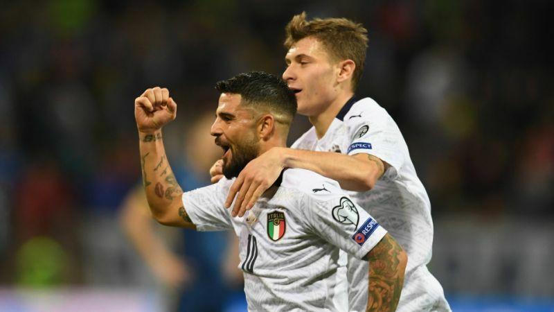 Bosnia & Herzegovina 0-3 Italy
