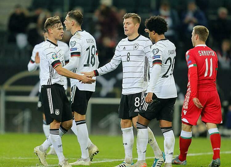 Đức, Hà Lan cùng giành vé dự Euro 2020 - ảnh 1