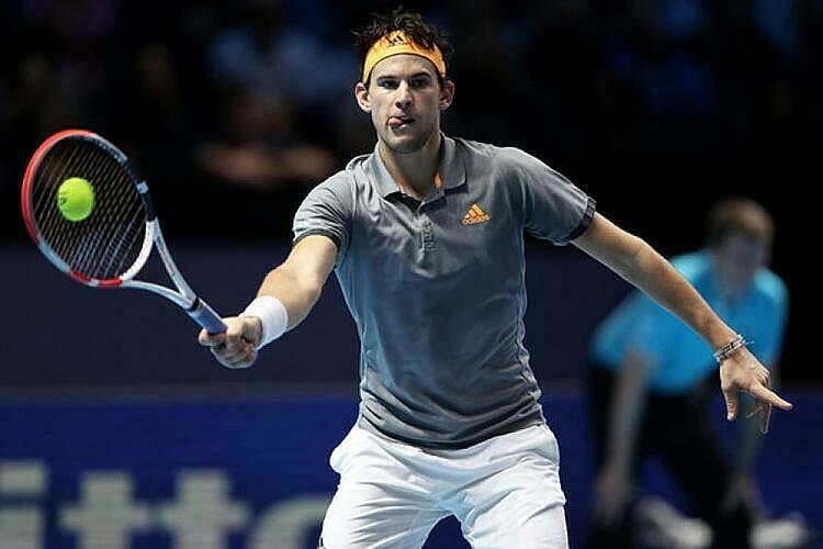 Thiem lần đầu vào chung kết ATP Finals - ảnh 1