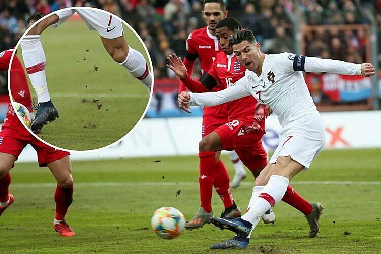 Ronaldo giúp Bồ Đào Nha giành vé dự Euro 2020 - ảnh 1