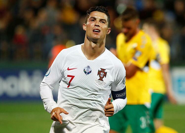 Bồ Đào Nha ở nhóm hạt giống thứ ba Euro 2020 - ảnh 1
