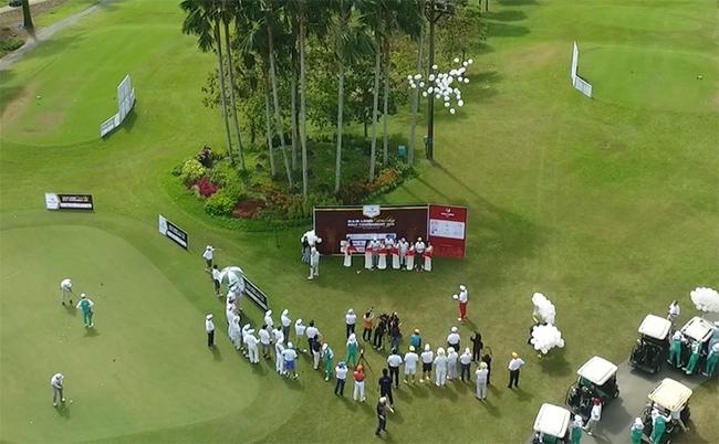 Giải Nam Long Friendship Golf Tournament là hoạt động kết hợp giữa thể thao và đóng góp cho cộng đồng, được tổ chức thường niên của tập đoàn Nam Long.