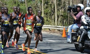 Năm giải marathon lớn nhất thế giới