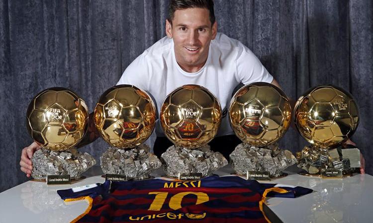 Mundo Deportivo: Messi đoạt Quả Bóng Vàng 2019 - ảnh 1