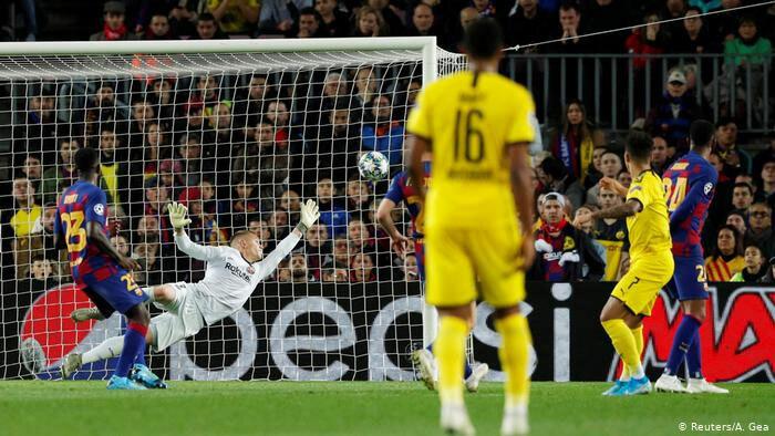 Bàn thắng của Sancho chỉ vớt vát danh dự cho Dortmund.