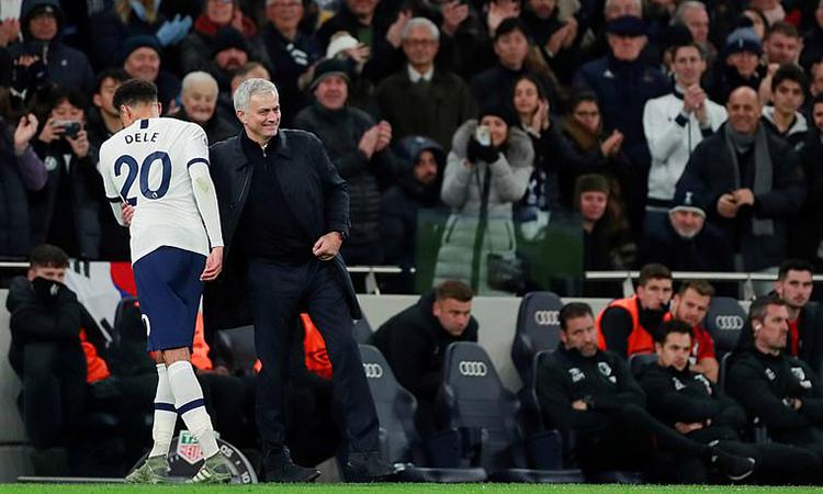 Tottenham lên thứ năm Ngoại hạng Anh - ảnh 2