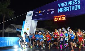 Mở cổng đăng ký giải chạy đêm Marathon Hanoi Midnight