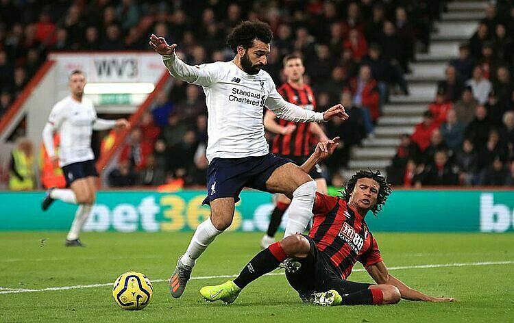 Salah giúp Liverpool thắng dễ Bournemouth - ảnh 1