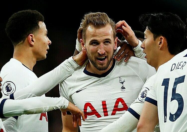 Son lập siêu phẩm trong chiến thắng 5-0 của Tottenham - ảnh 3