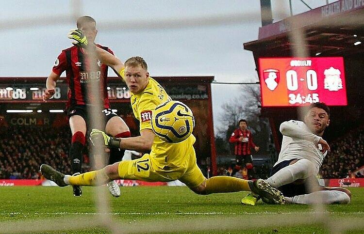 Salah giúp Liverpool thắng dễ Bournemouth - ảnh 2