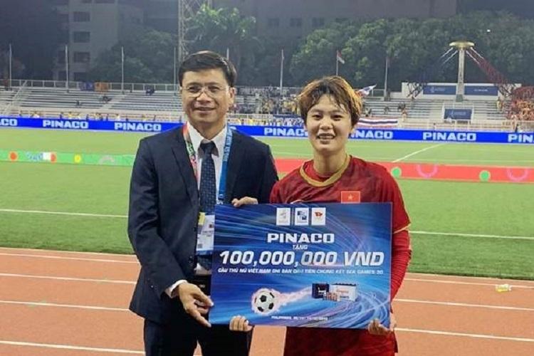 Khoản thưởng của Pinaco cho các vận động viên lên hơn nửa tỷ - ảnh 2