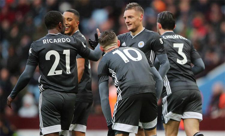 Leicester đạt chuỗi chiến thắng dài nhất lịch sử CLB - ảnh 1