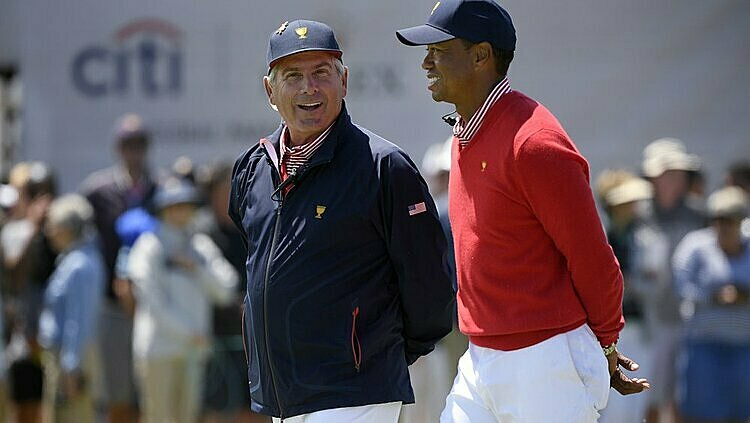 Woods tự tin vào lựa chọn tại Presidents Cup - ảnh 2
