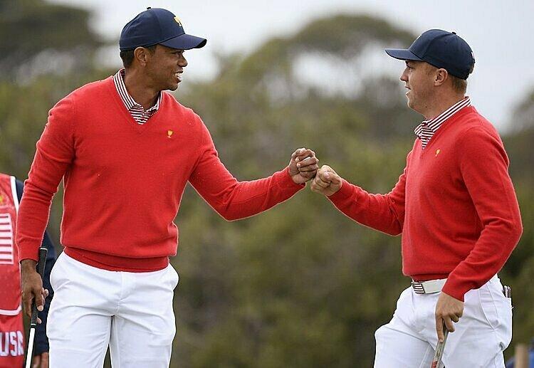 Woods tự tin vào lựa chọn tại Presidents Cup - ảnh 1