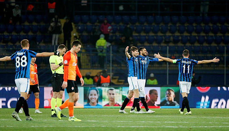 Atalanta giành vé vào vòng 1/8 Champions League - ảnh 1