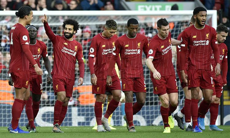 Salah giúp Liverpool thắng đội chót bảng - ảnh 1