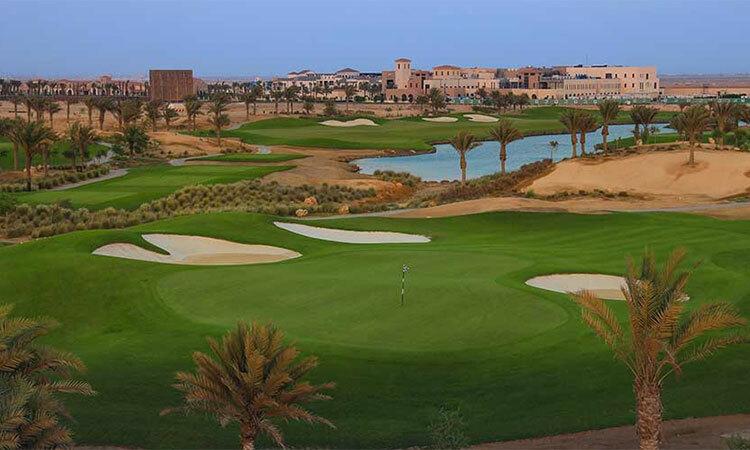 Royal Greens Golf & Country Club sẽ là nơi đăng cai giải golf nữ chuyên nghiệp đầu tiên ở Saudi Arabia. Ảnh: Golf Course Architecture.