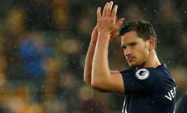 Vertonghen cho rằng Mourinho đã giúp Tottenham lột xác. Ảnh: Reuters.