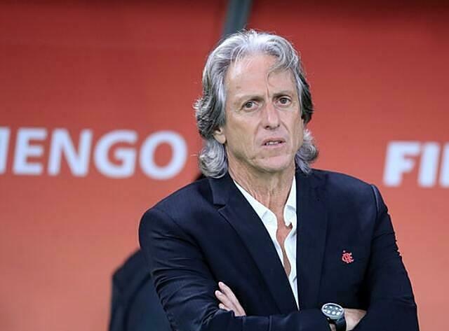 HLV Jesus mới đến Flamengo hồi tháng Sáu năm nay. Ảnh: Reuters.