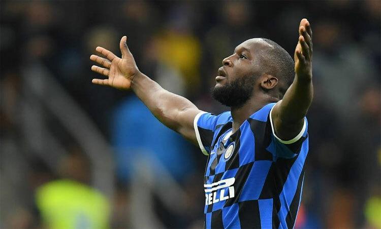 Lukaku đang chơi thành công tại Inter. Ảnh: Reuters
