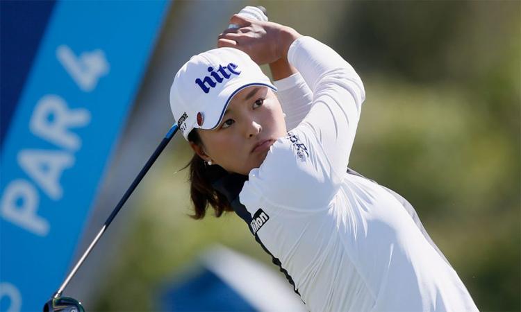Ko Jin Young là ứng cử viên ở sự kiện mở màn năm mới của LPGA Tour - Diamond Resorts Tournament of Champions. Ảnh: AP.