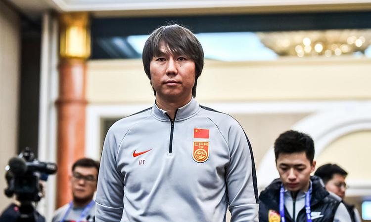 Li Tie thay Lippi dẫn dắt Trung Quốc ở vòng loại World Cup 2022.