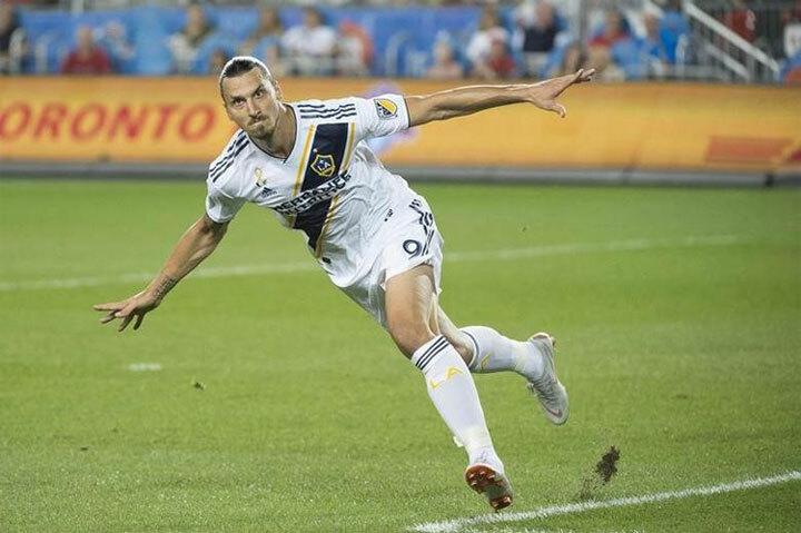 Ibrahimovic là một sát thủ trước khung thành.