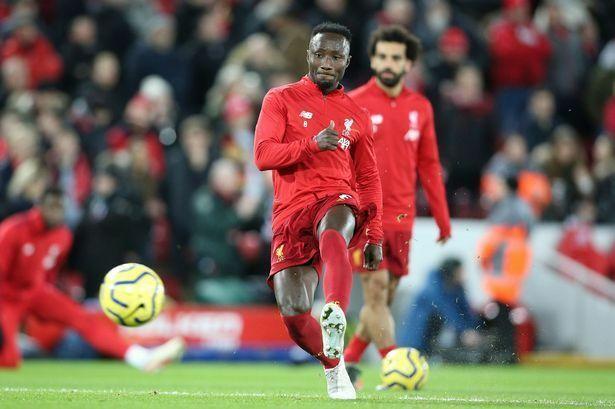 Keita là cầu thủ mới nhất chấn thương ở Liverpool. Ảnh: Reuters.