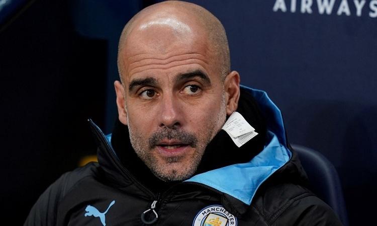 Guardiola đánh giá cao tốc độ của Man Utd. Ảnh: Reuters.