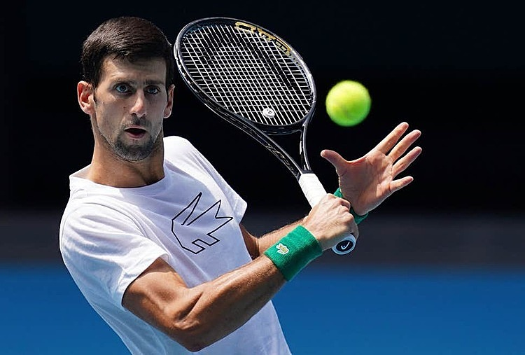 Federer cùng nhánh Djokovic ở Australia Mở rộng - ảnh 2