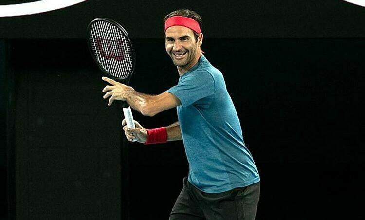 Federer cùng nhánh Djokovic ở Australia Mở rộng - ảnh 1
