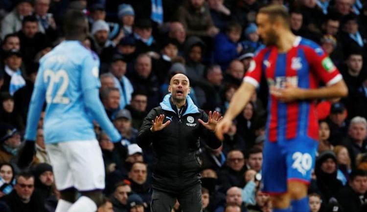 Guardiola: Man City trả giá vì mắc sai lầm - ảnh 1