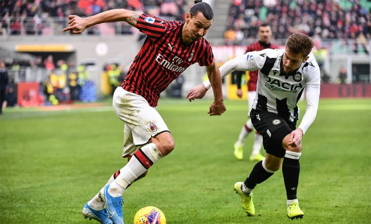 Ibrahimovic lập kỷ lục ở Serie A - ảnh 1