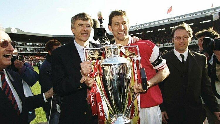 Những năm tháng đỉnh cao nhất của Wenger với Arsenal đều diễn ra ở Highbury.