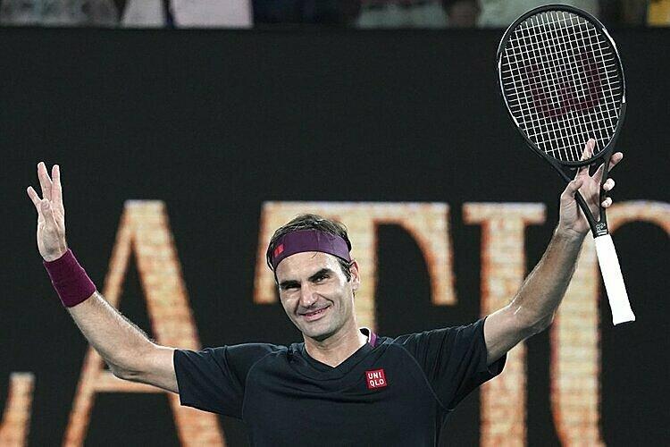 Federer lần thứ 21 vào vòng ba Australia Mở rộng - ảnh 1