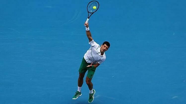 Vũ khí bí mật của Djokovic ở Melbourne - ảnh 1