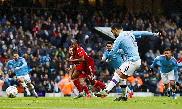 Man City vào vòng năm Cup FA - ảnh 1