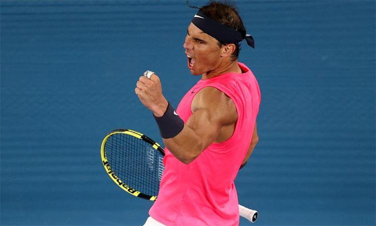 Nadal hạ Kyrgios sau 3 giờ 38 phút - ảnh 1