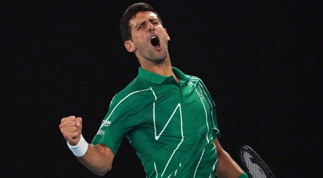 Djokovic đấu Federer ở bán kết Australia Mở rộng