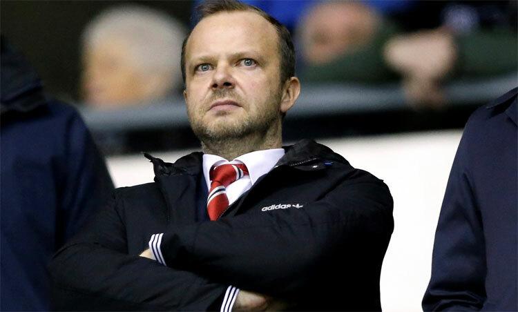 Ed Woodward bị nhiều CĐV Man Utd căm thù. Ảnh: Reuters