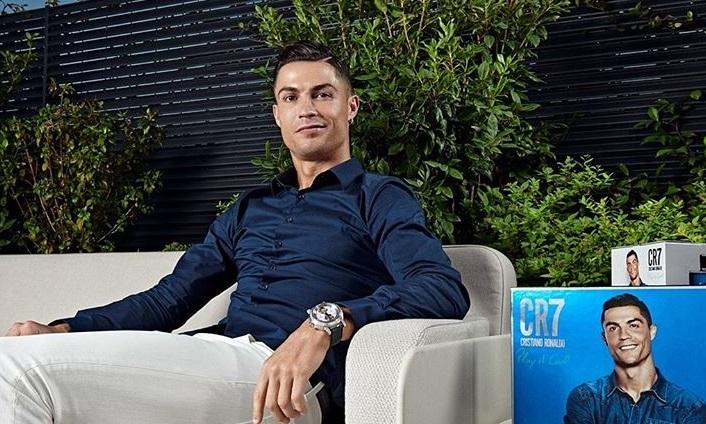 Ronaldo có thể duy trì thu nhập tốt ngay cả khi từ giã sân cỏ. Ảnh: Instagram.