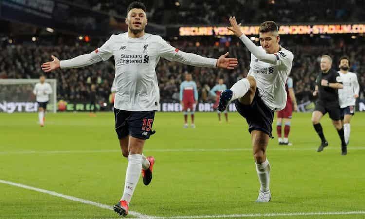 Liverpool không gặp nhiều khó khăn để rời sân London với ba điểm. Ảnh: Guardian.