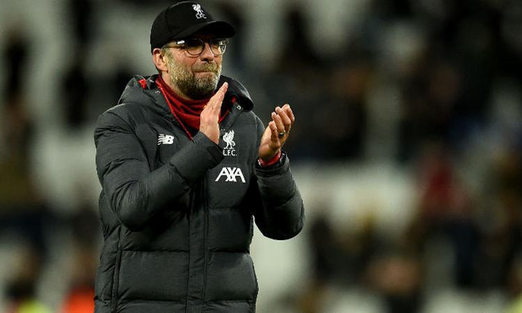 Klopp khen ngợi tinh thần của các học trò, dù không hài lòng vì họ không giữ được sự tập trung tốt nhất trong trận thắng West Ham 2-0. Ảnh: LFC.