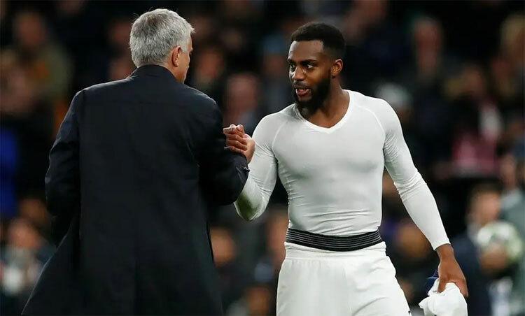 Rose mất vị trí đá chính sau khi Mourinho tới Tottenham. Ảnh: Reuters