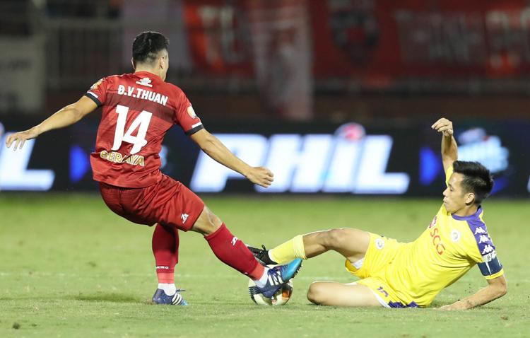 Hà Nội và TP HCM là hai đội bóng được đánh giá cao nhất trước thềm mùa giải 2020.